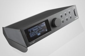 Audiolab's M-NET digital audio streamer.
