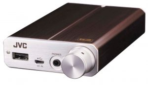 JVC's SU-AX7 Headphone amplifier
