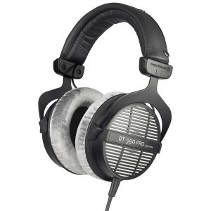 The Beyerdynamic DT-990Pro is an excellent example of a Hi-Fi quality open back headphone