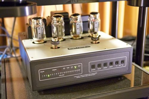 The Audio Research VSi60 integrated amp.
