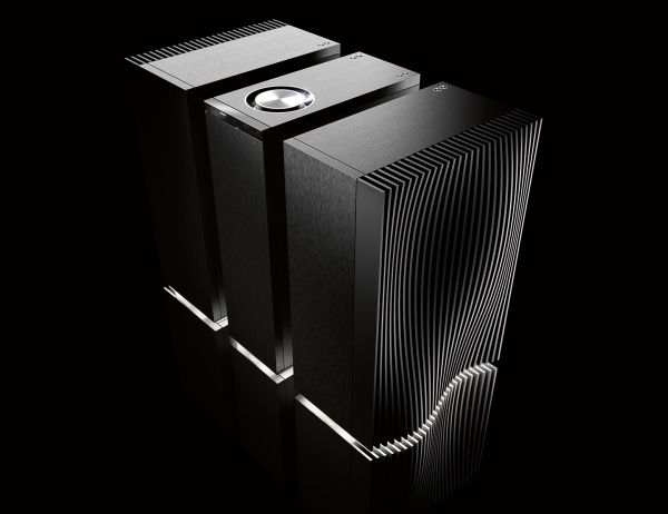 Naim's Statement pre and power amps