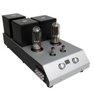 The Audio Note Tomei tube amp.