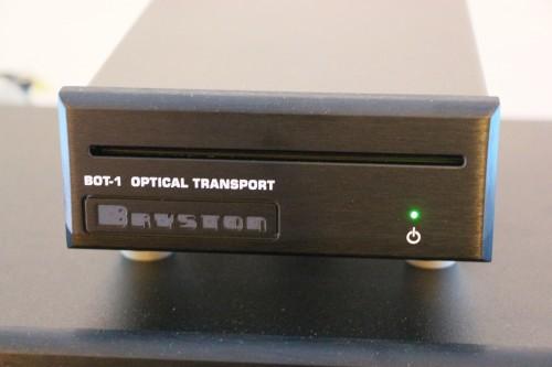 The Bryston BOT-1 Optical Transport