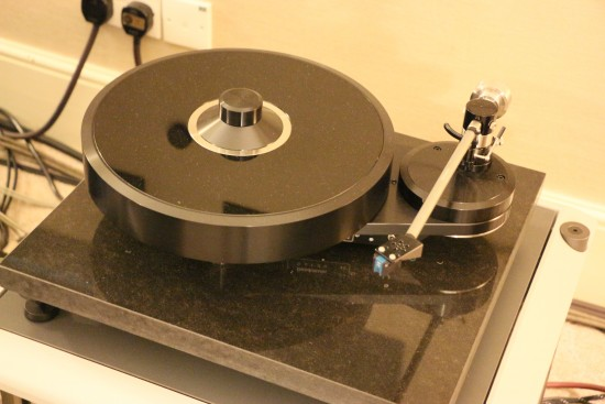 Another Brinkmann turntable.