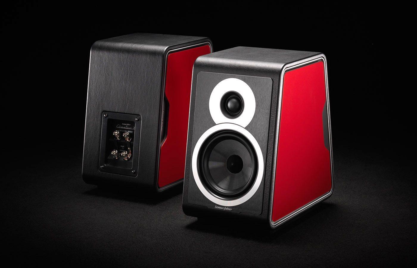 sonus faber chameleon speaker systems. Black Bedroom Furniture Sets. Home Design Ideas