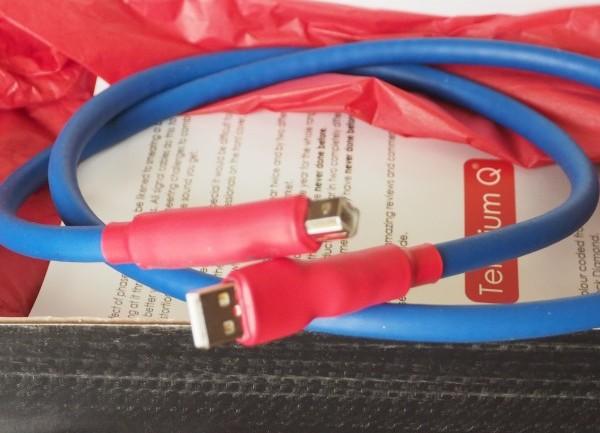 Tellurium Q Blue USB cabble